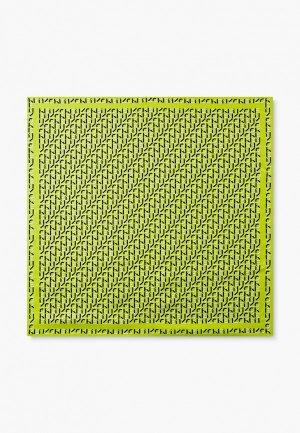 Платок Kenzo. Цвет: зеленый