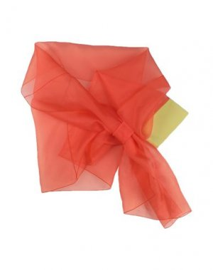 Палантин BOTONDI MILANO. Цвет: оранжевый