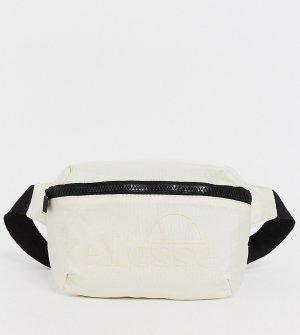 Светло-бежевая сумка-кошелек на пояс эксклюзивно ASOS-Светло-бежевый ellesse