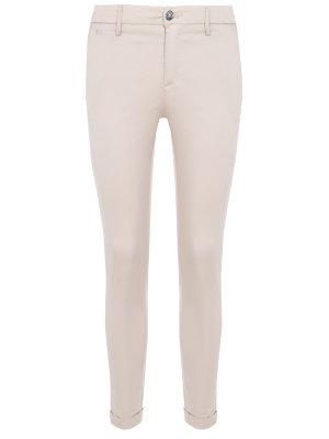 Хлопковые брюки Ludovica TRAMAROSSA