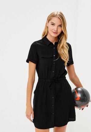 Платье Deeluxe. Цвет: черный