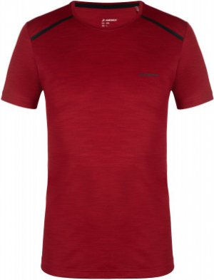 Футболка мужская , размер 52 Demix. Цвет: красный