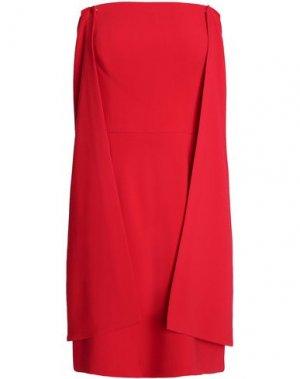 Короткое платье BLACK HALO EVE by LAUREL BERMAN. Цвет: красный