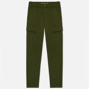 Мужские брюки Agent Alpha Industries. Цвет: оливковый