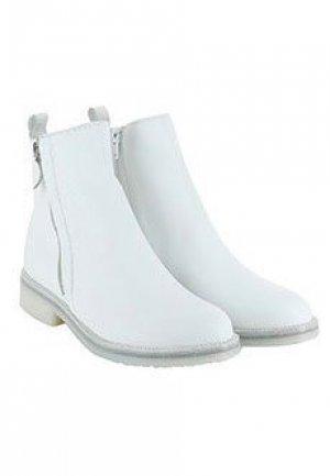 Ботинки BALDAN. Цвет: белый