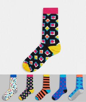 Набор носков HS By Happy Socks