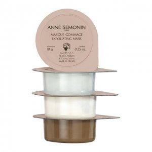 Мини-набор масок Anne Semonin. Цвет: бесцветный