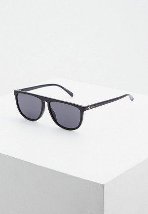 Очки солнцезащитные Givenchy GV 7145/S 807. Цвет: черный