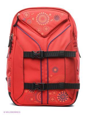 Рюкзак 4YOU BOOMERANG. Цвет: красный