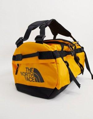Желтая спортивная сумка Base Camp The North Face