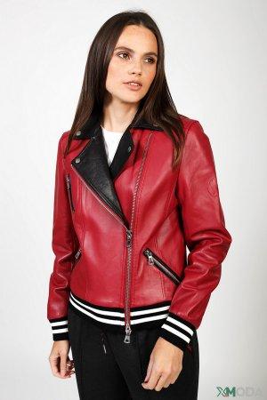 Куртка Marc Aurel. Цвет: красный