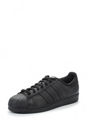 Кеды adidas Originals SUPERSTAR. Цвет: черный