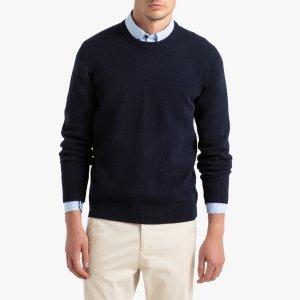 Пуловер LaRedoute. Цвет: зеленый