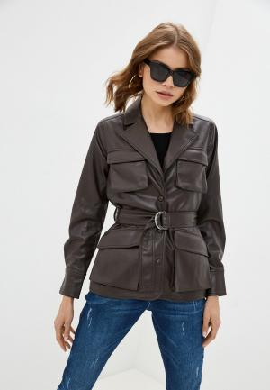 Куртка кожаная Twist & Tango Cecilia. Цвет: черный