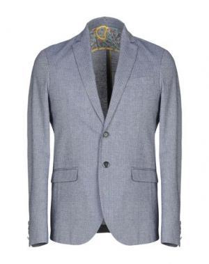 Пиджак BERNA. Цвет: синий