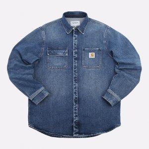 Рубашка Salinac Shirt Jac Carhartt WIP