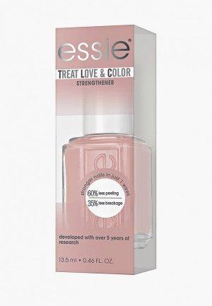 Лак для ногтей Essie Treat&Love, ухаживающий и укрепляющий, оттенок 40, Lite Weight, коричневый, 13.5 мл. Цвет: бежевый