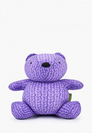 Подушка декоративная Gekoko. Цвет: фиолетовый