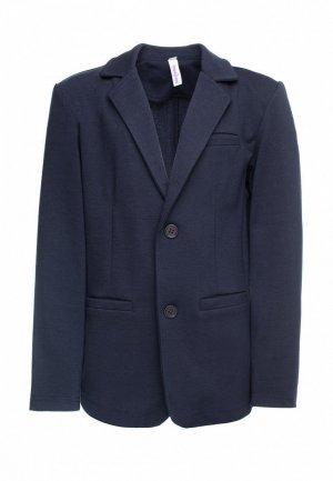 Пиджак PlayToday. Цвет: синий