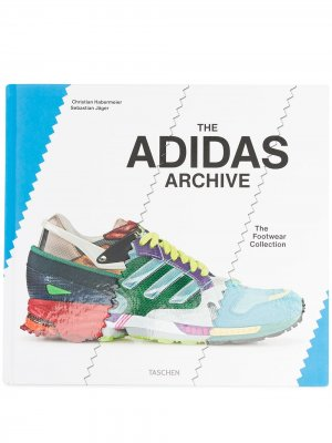 Книга Adidas Archive: Footwear Collection TASCHEN. Цвет: белый
