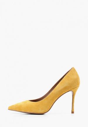 Туфли Corso Como. Цвет: желтый