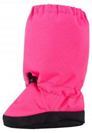 Пинетки Hiipii Розовые Reima. Цвет: розовый