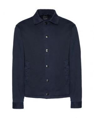 Куртка 8 by YOOX. Цвет: синий
