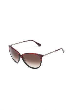 Очки солнцезащитные Balmain. Цвет: pink