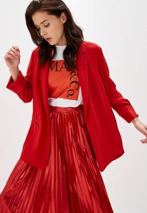 Пиджак Max&Co CANOA. Цвет: красный