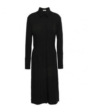 Платье до колена FILIPPA K. Цвет: черный