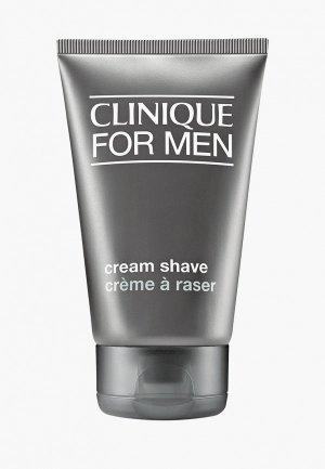 Крем для бритья Clinique Cream Shave. Цвет: белый