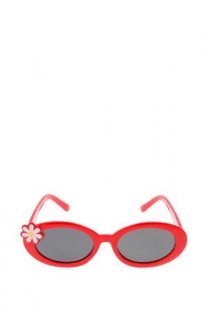Солнцезащитные очки PlayToday. Цвет: красный