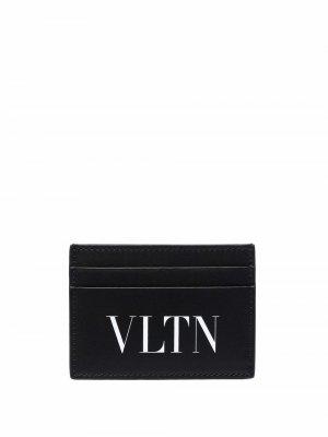 VLTN logo cardholder Valentino Garavani. Цвет: черный
