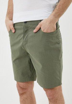 Шорты Bergans of Norway Oslo Shorts. Цвет: хаки