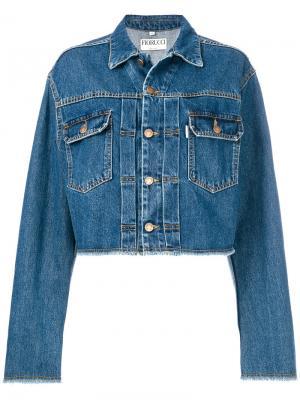 Классическая джинсовая куртка Fiorucci