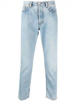 Зауженные джинсы River Acne Studios. Цвет: синий
