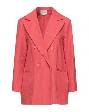 Пиджак DIXIE. Цвет: коралловый