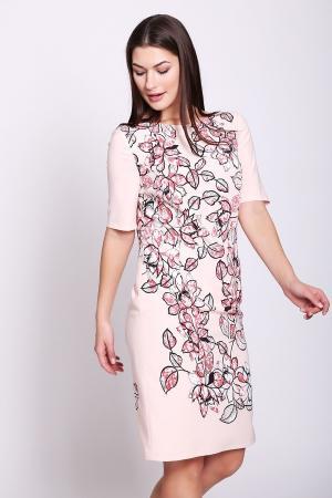Платье Basler. Цвет: розовый