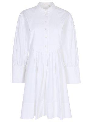 Хлопковое платье CHLOE