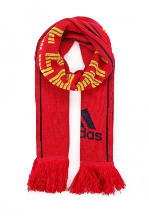 Шарф adidas CF SCARF ESP. Цвет: красный