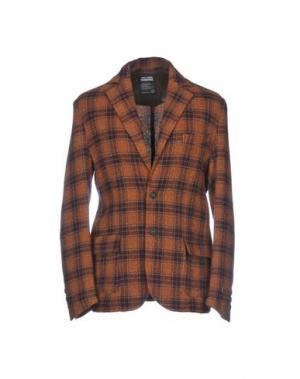 Пиджак BOMBOOGIE. Цвет: коричневый
