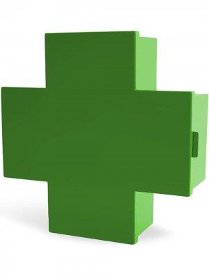 Шкаф для хранения Cross Cappellini. Цвет: зеленый