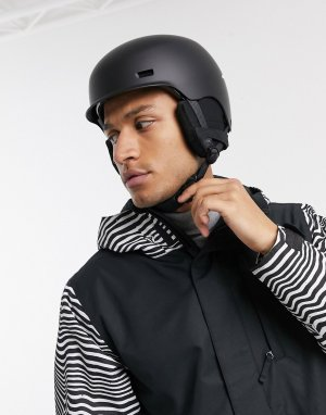 Черный горнолыжный шлем Highwire Anon