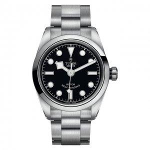 Часы Black Bay Tudor. Цвет: чёрный