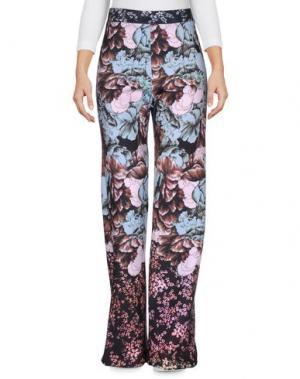 Повседневные брюки CLOVER CANYON. Цвет: небесно-голубой