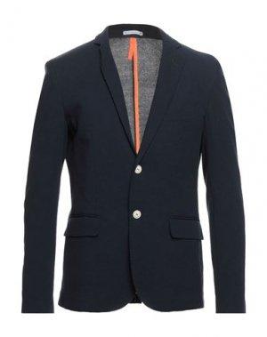 Пиджак BL.11 BLOCK ELEVEN. Цвет: синий