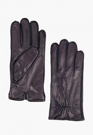 Перчатки Eleganzza. Цвет: синий