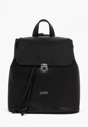 Рюкзак L-Craft. Цвет: черный