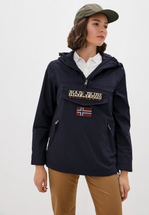 Куртка Napapijri. Цвет: синий
