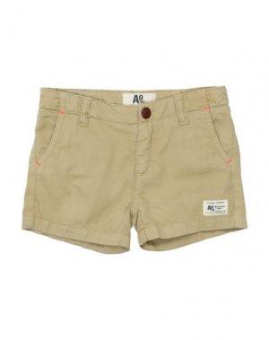 Повседневные шорты AMERICAN OUTFITTERS. Цвет: песочный